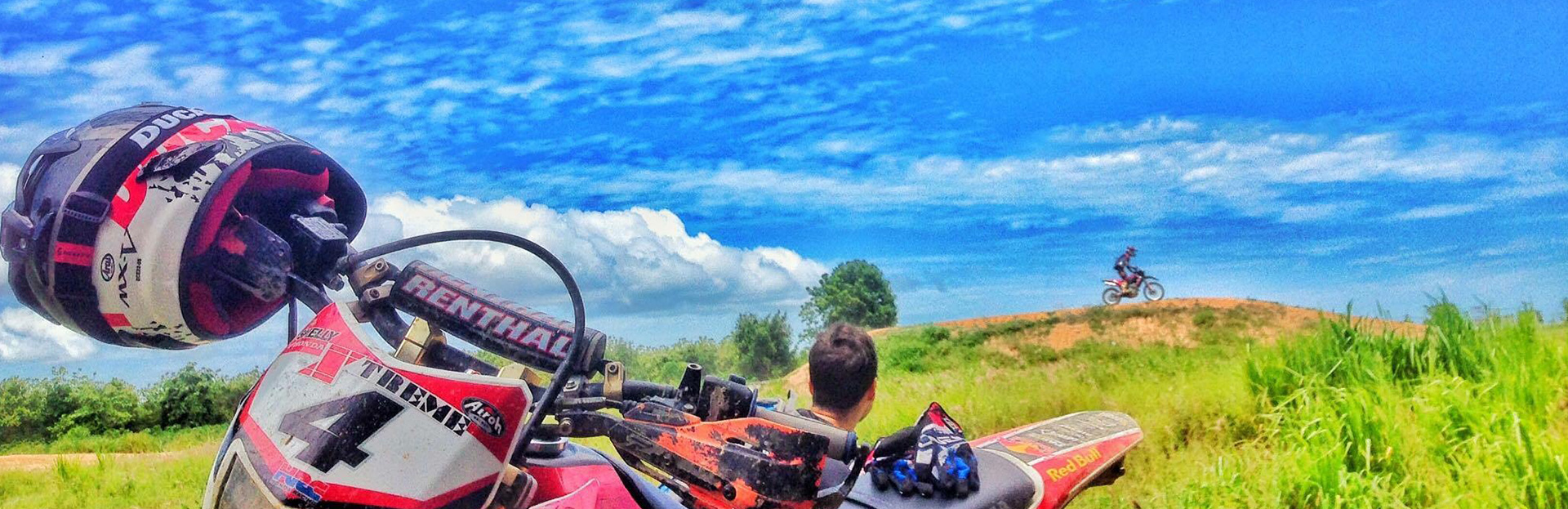 泰国芭堤雅摩托车越野耐力赛之旅的最佳旅游指导!